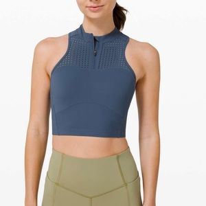 💙LULULEMON UNLEASH STRENGTH BRA/CROP TOP-12💙